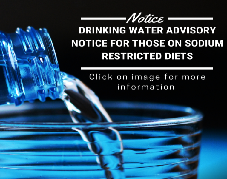Link to Water Advisory Notice